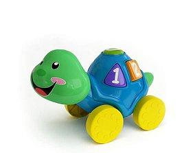Children Toy Turtle 3D
