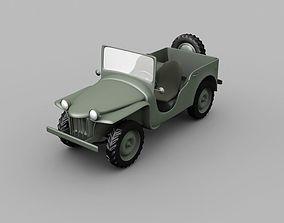 Bantam BRC Jeep 3D