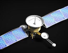 Satellite 3D asset VR / AR ready