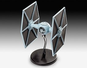 3D printable model Tie Fighter High Quality