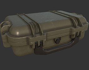 3D asset Military Weapons Case