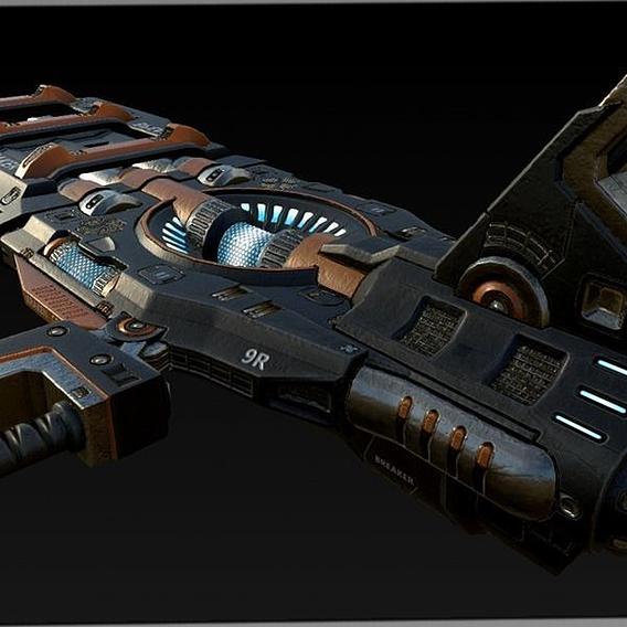 breaker Cannon
