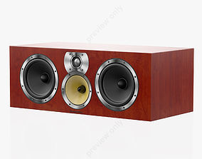 Bowers and Wilkins CM Centre 2 Rosenut 3D