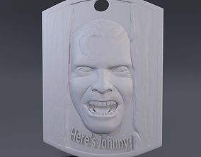 3D printable model Jack Torrens with an inscription