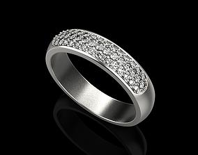 3D printable model Engagment or wedding ring