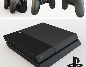 3D video-game Sony Playstation 4