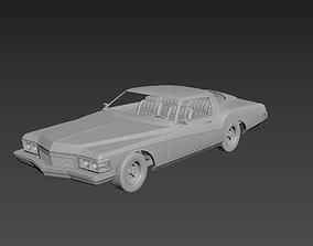 3D printable model Buick Rivera 1973