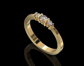 3D printable model Women Ring 005