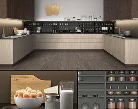 Kitchen Varena Poliform 3D model