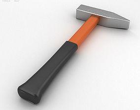 3D model Engineer Hammer