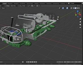 6x6 hummer h2 free 3D model