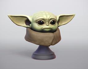Baby Yoda - Star Wars The Mandalorian - printable