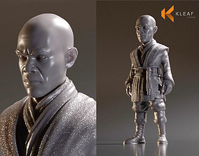 3D print model Mace Windu