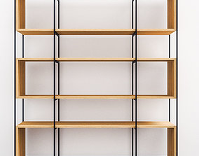 bookcase Book Shelf 3D model