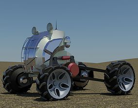 3D model Lander Grasshoper