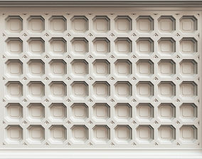 Classical ceiling design Pl-cmc4 3D model