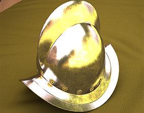Morion helmet 3D
