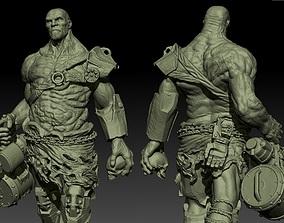 3D printable model Super Mutant