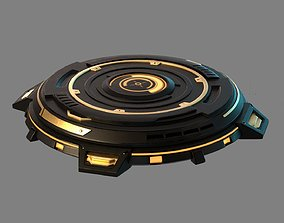 3D Mechanical turntable