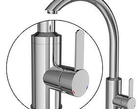 3D asset Kitchen faucet Gappo G4099