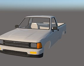 Toyota Tacoma 1989 Body 3D print model