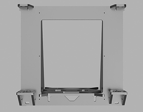Printable Prusa I3 frame