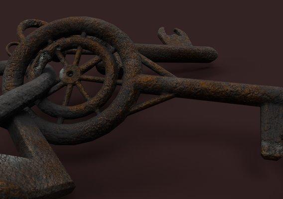Medieval Keys