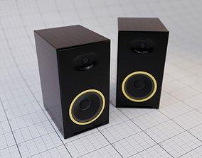 3D Hifi Speaker model
