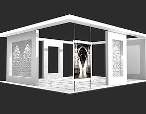 3D model Exhibition Stand show