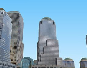 3D World Financial Center