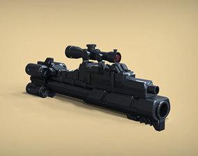 Weapon Body 3D
