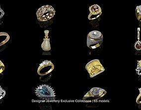 Designer Jewellery Exclusive Collections 3D