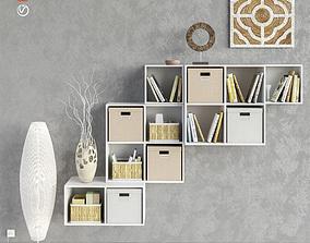 3D Modular furniture and decor set 10