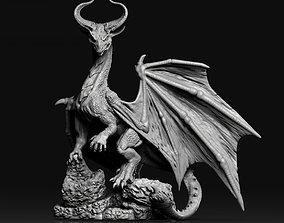 3D print model Dragon art