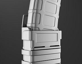 AR 15 Magazine 3D
