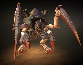 Carnifex 3D asset