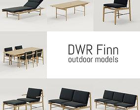 DWR Finn Outdoor Pack 3D