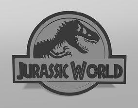 3D model Jurassic World