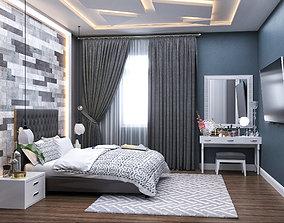 3D model Design Bedroom