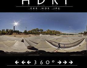 3D HDR 8 SKATE PARK