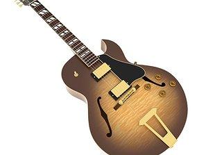 Gibson ES-175 Jazz Guitar 3D