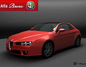 Alfa Romeo Brera 2005 3D