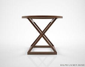 3D Ralph Lauren Jamaica side table