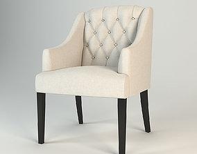 Eichholtz Chair Lancaster With Arm 3D