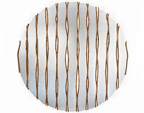 3D model mirror Christopher Guy 50-2726