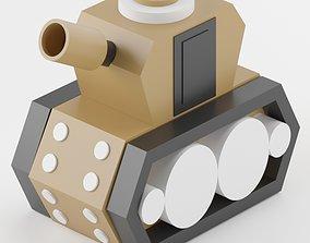 Tiny Tank 1 3D model