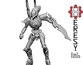 Heresylab - Chrono Titan 3D printable model