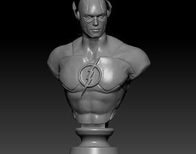 3D print model Flash Bust