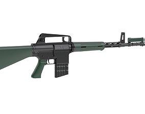 3D ArmaLite AR-10