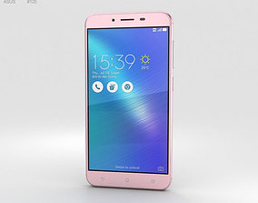 Asus Zenfone 3 Max ZC553KL Rose Pink 3D